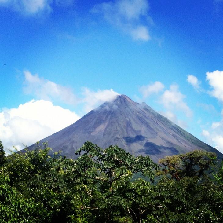 Instagram Travel Thursday: Arenal, Costa Rica