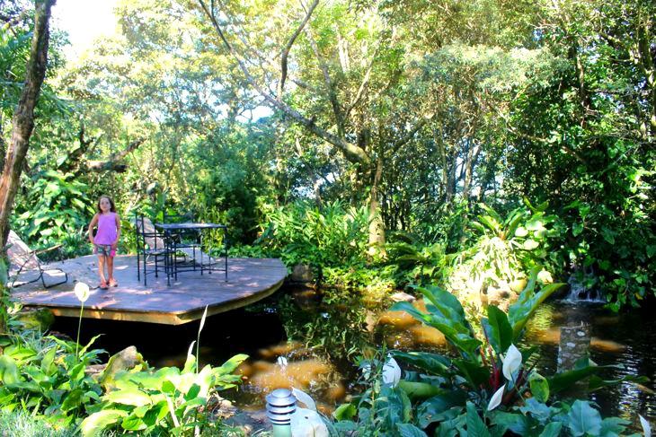 Monteverde Lodge Gardens