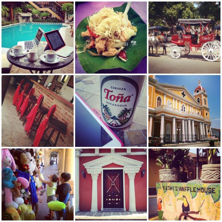 Instagram Travel Thursday: Granada, Nicaragua