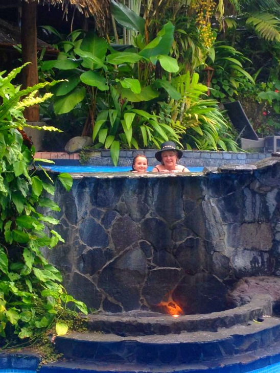 Lost Iguana Resort & Spa McKenna and Grandma.jpg