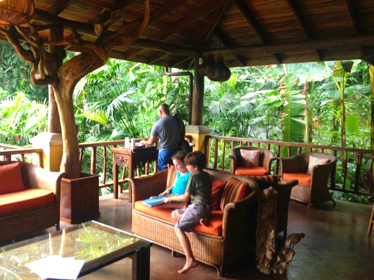 Hotel Review: The Lost Iguana Resort, Arenal Costa Rica