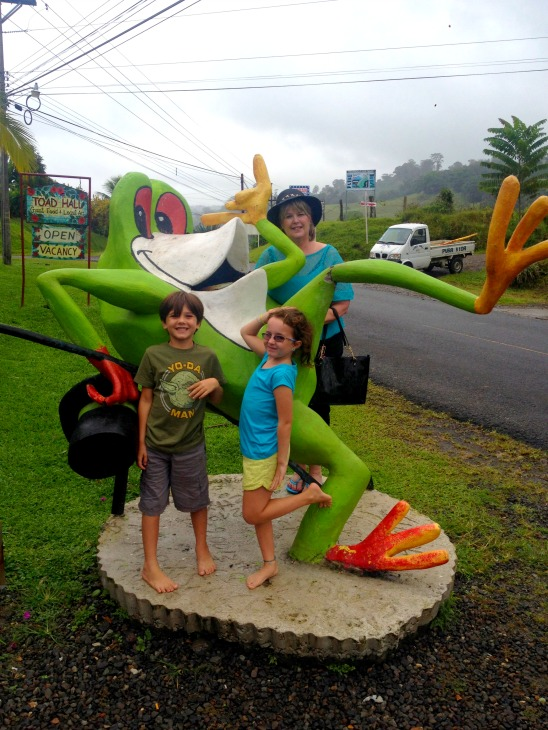 Toad Hall Costa Rica with Kids
