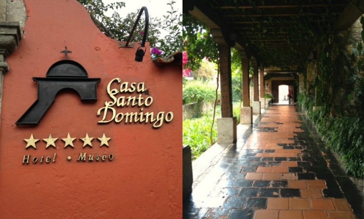 Casa Santo Domingo: Antigua, Guatemala
