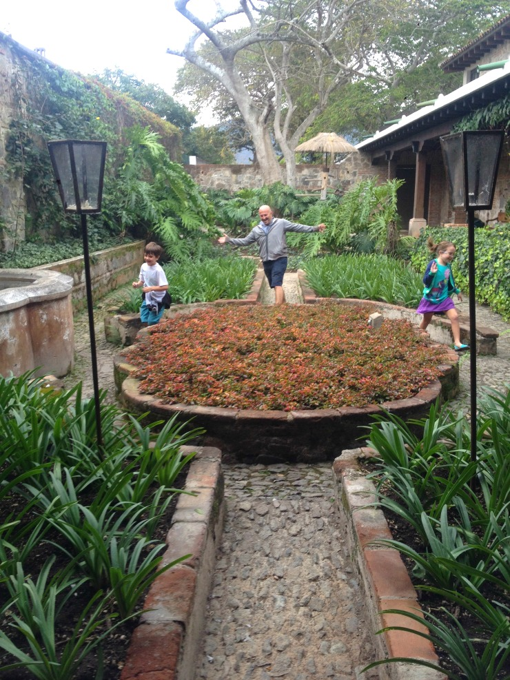 Casa Santo Domingo Grounds Antigua Guatemala