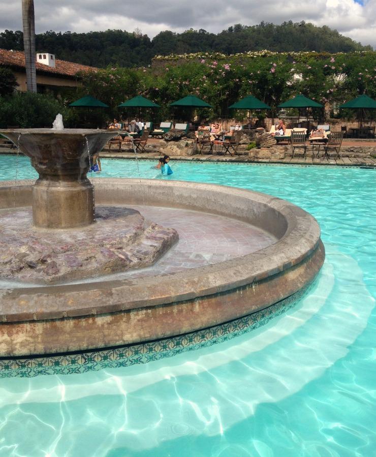Casa Santo Domingo Pool Antigua Guatemala