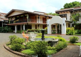 Great hotel near the San Jose airport in Costa Rica
