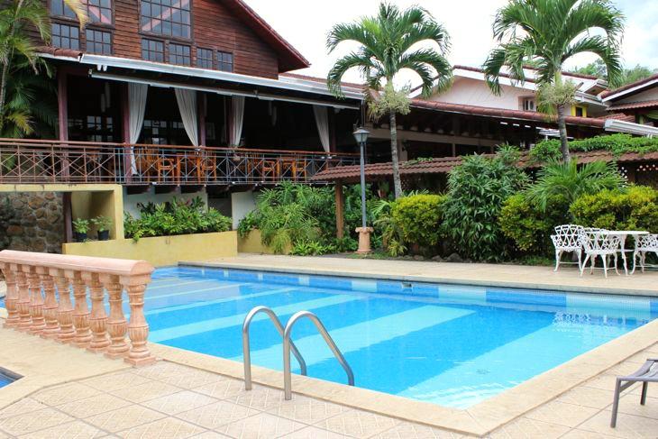 Hotel El Rodeo Estancia Pool Costa Rica