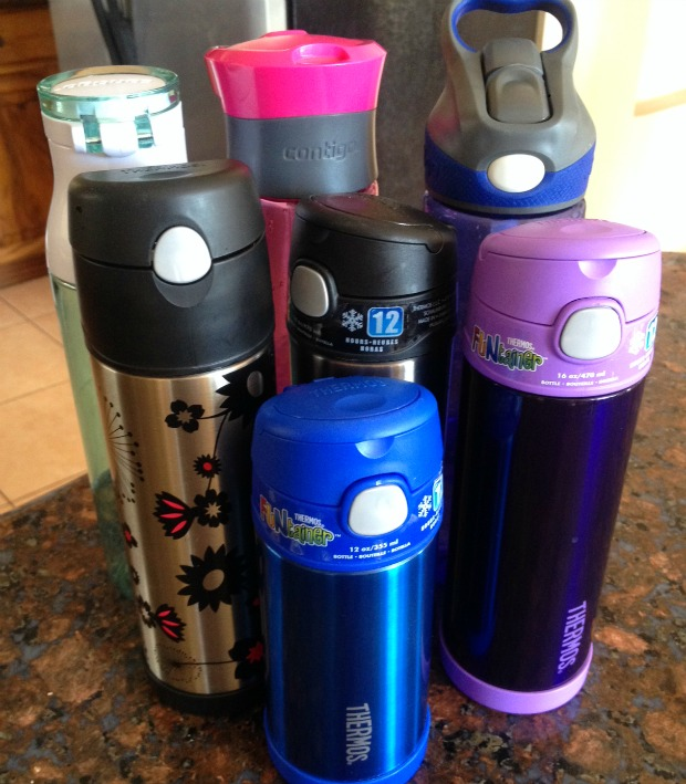 Water Bottle Moving to Costa Rica Wanderlust Living