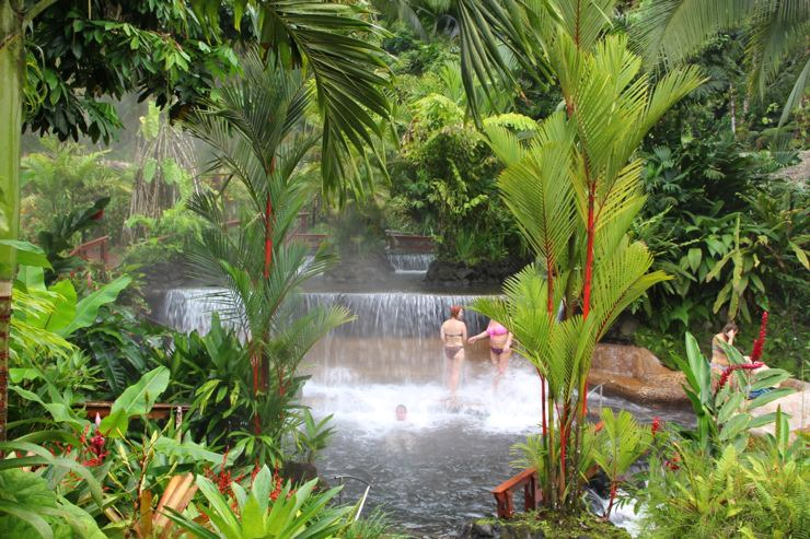 Tabacon Hot Springs Resort & Spa Costa Rica