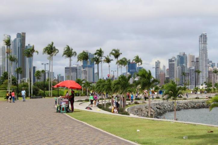 Avienda Balboa Panama City Wanderlust Living