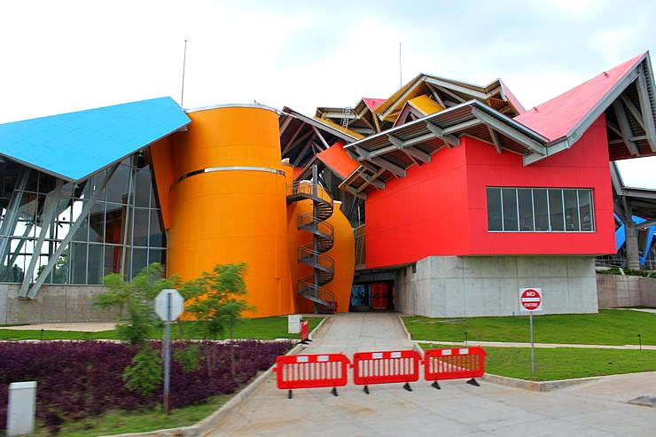 Frank Gehry Bio Museo Panama City Wanderlust Living