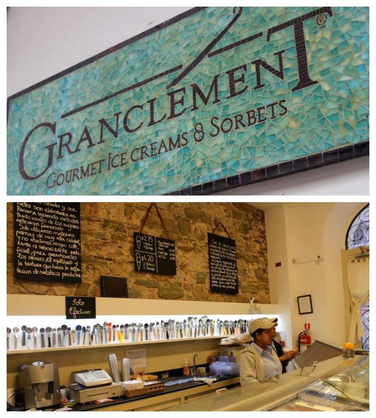 Granclement Ice Cream Casco Viejo Panama City