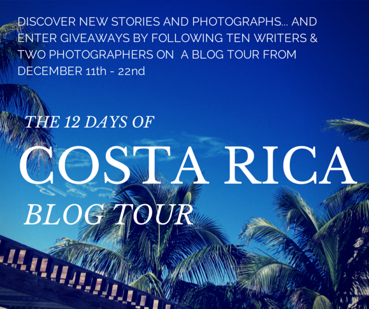 The 12 Days of Costa Rica Blog Tour