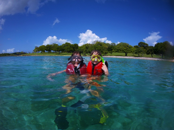 Instagram Travel Thursday: Mother Daughter trip to Caneel Bay