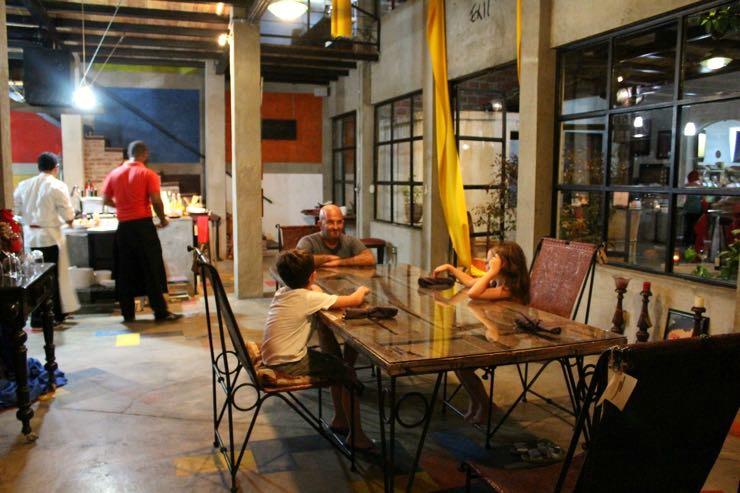Ciudad Lounge Chefs Table Ganada Nicaragua