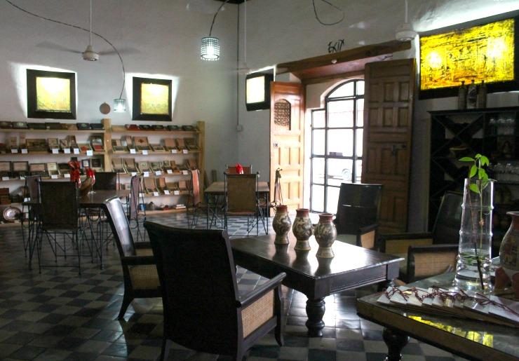 Ciudad Lounge granada Nicaragua Restaurants Wine Bar