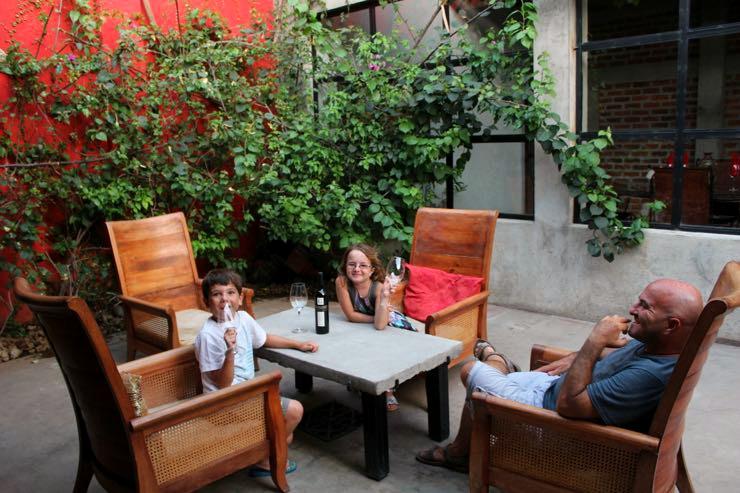 Granada Nicaragua Travel with Kids Ciudad Lounge Wanderlust Living