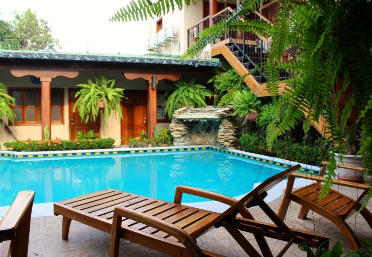 HOtel La Mar Dulce Granada Nicaragua