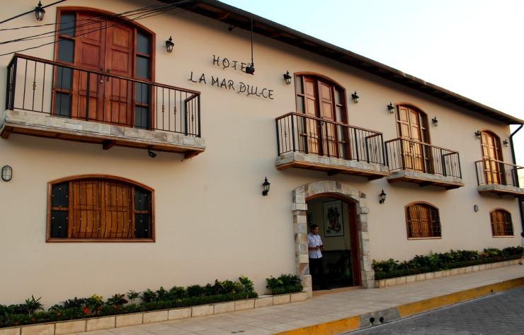Hotel La Mar Dulce Granada Nicaragua Hotels