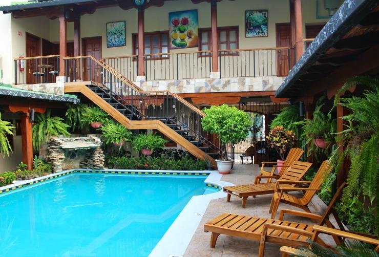 Hotel La Mar de Dulce Nicaragua Granada Hotel Wanderlust Living