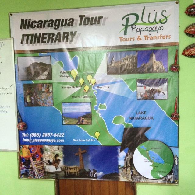 Nicaragua Plus Papagayo