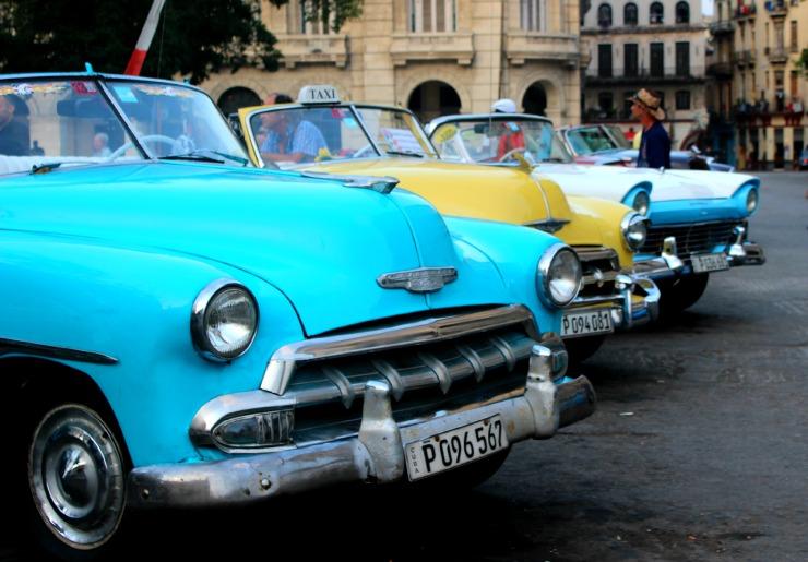Cuba Classic Cars Wanderlust Living