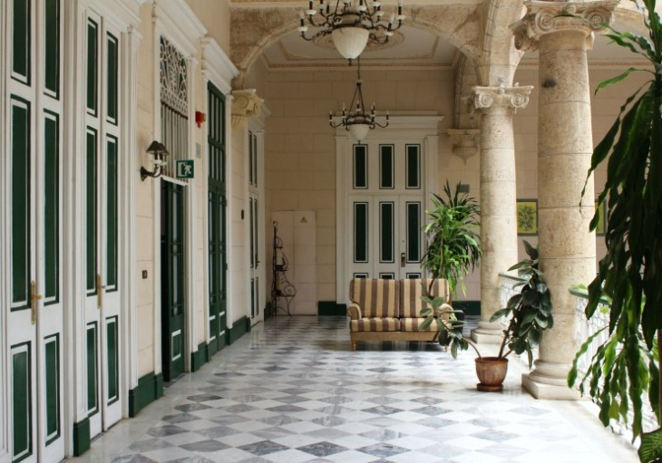 Two great hotels in Havana Cuba!