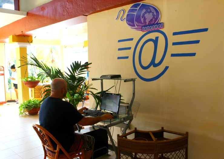 Traveling to Cuba Internet