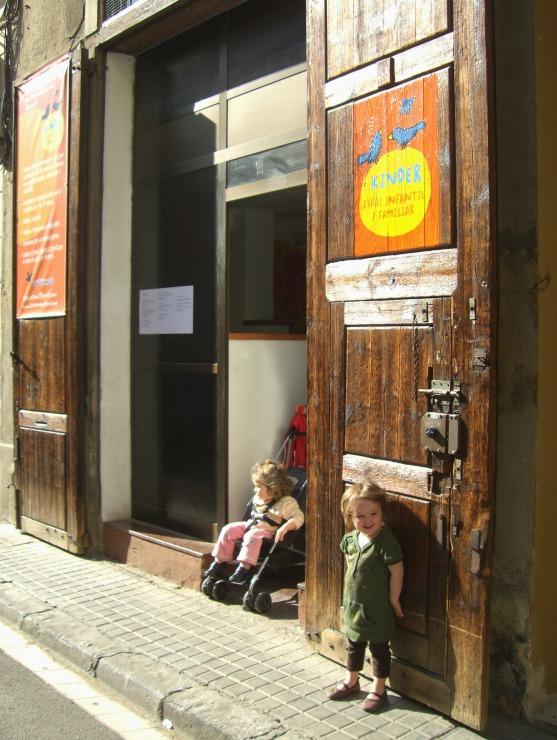 Kinder Barcelona 2007