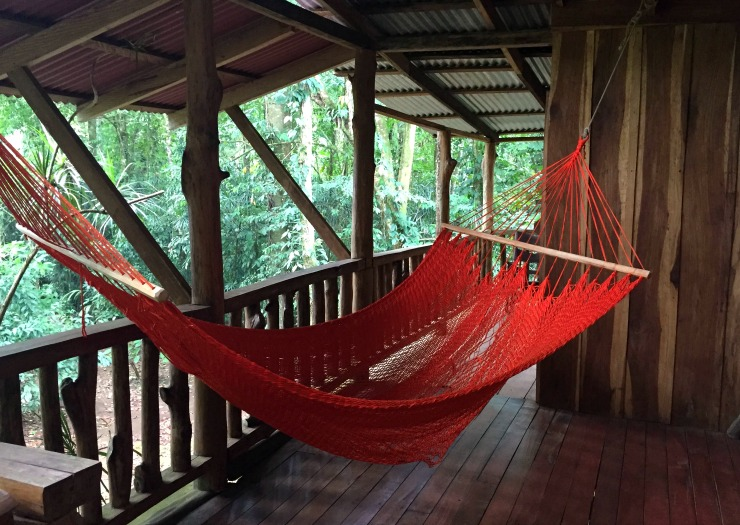 LA Carolina Lodge Hammock