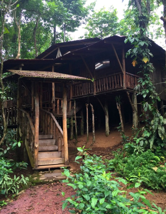 La Carolina Lodge Costa Rica Large Cabin for a group Wanderlust Living