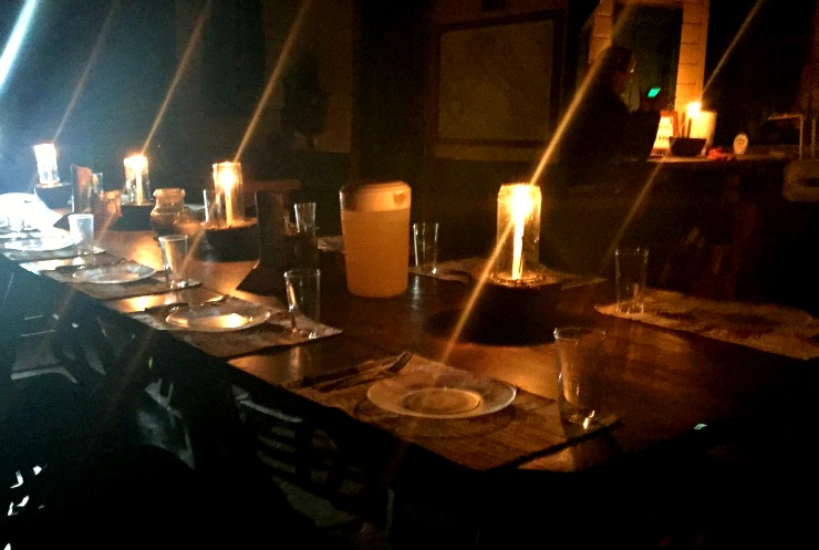 La Carolina Lodge Dinner by Candelight Costa Rica Hotels