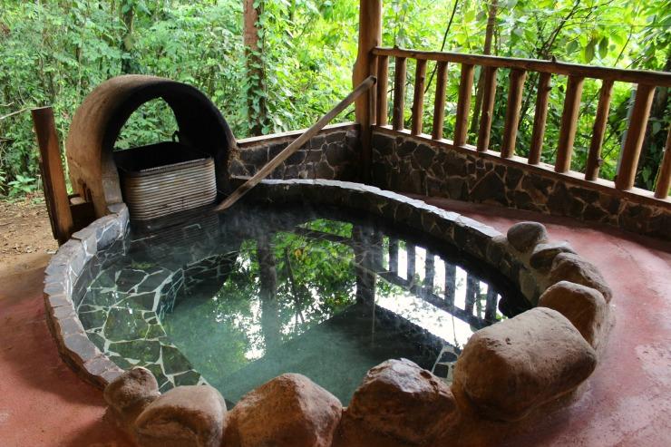 La Carolina Lodge Large Cabin with private jacuzzi Costa Rica Wanderlust Living