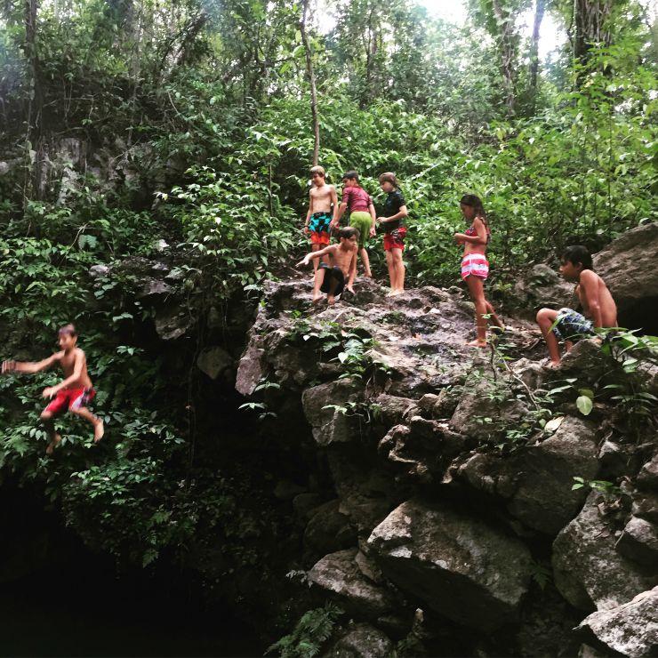 Llanos de Cortez Waterfall Costa Rica