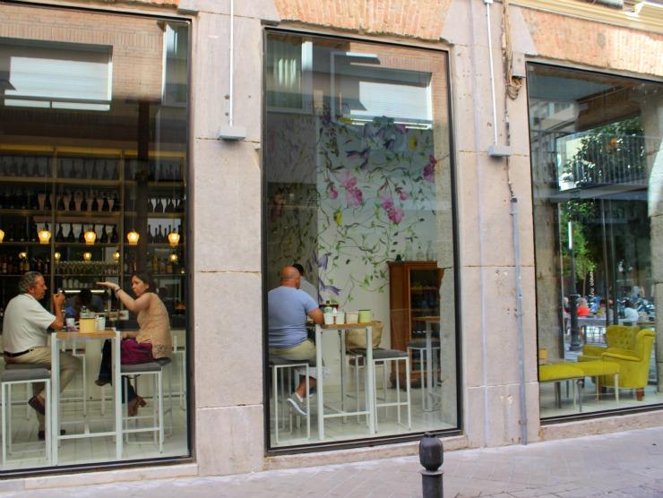 The Milagrosa Cafe Granada Spain Wanderlust Living