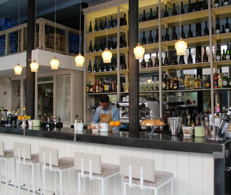 The Milagrosa Cafe Wine Bar Granada Spain