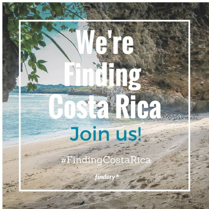 Five Costa Rica favorites for #FindingCostaRica