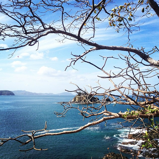 Las Catalinas Guanacaste Costa Rica Hiking Trails Epic Views Wanderlust Living
