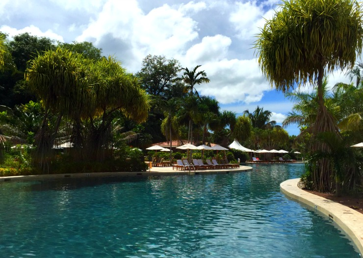 Westin Playa Conchal Lagoon Pool Wanderlust Living Costa Riica