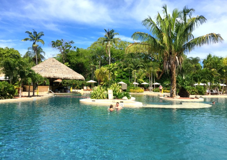 Westin playa conchal best all inclusive costa rica resort for Pool design costa rica