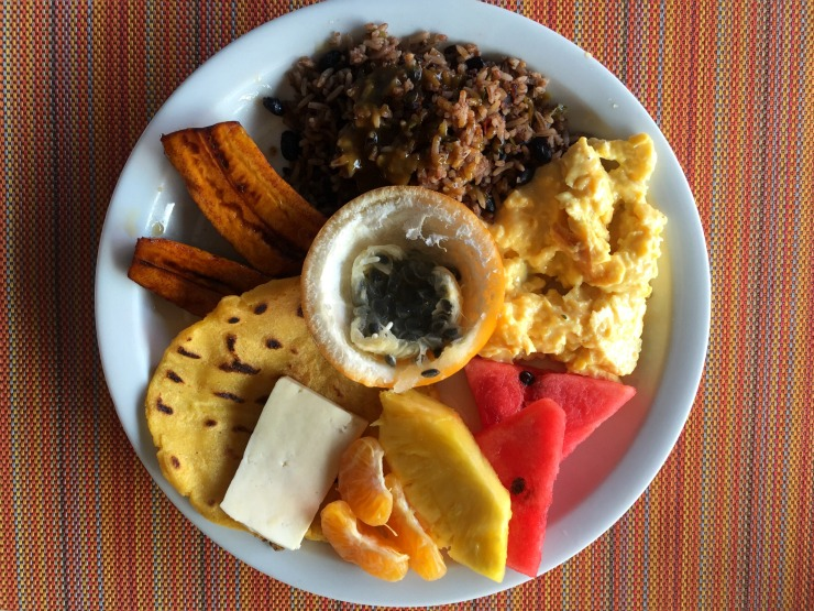 Westin Playa Conchal Typical Costa Rican Breakfast Wanderlust Living Guanacaste Costa Rica
