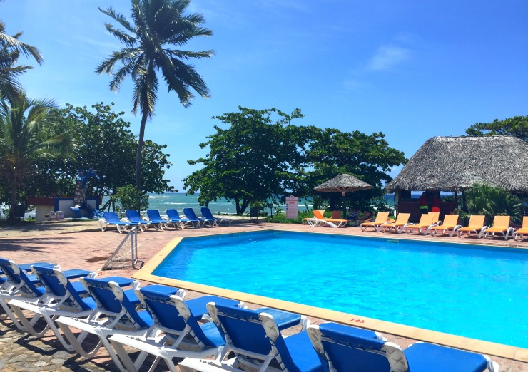 Club Amigo CostaSur Hoel Pool Trinidad Cub Hotels