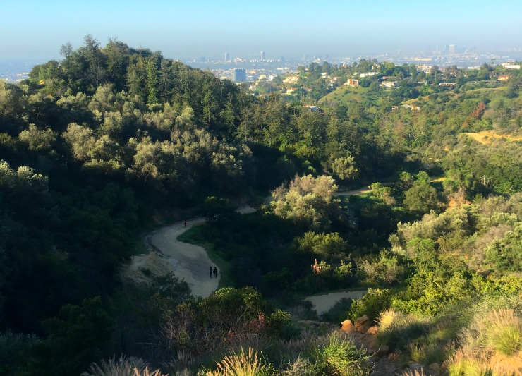 Griffith Park Hiking Trails Los Angeles Family Travel WLL