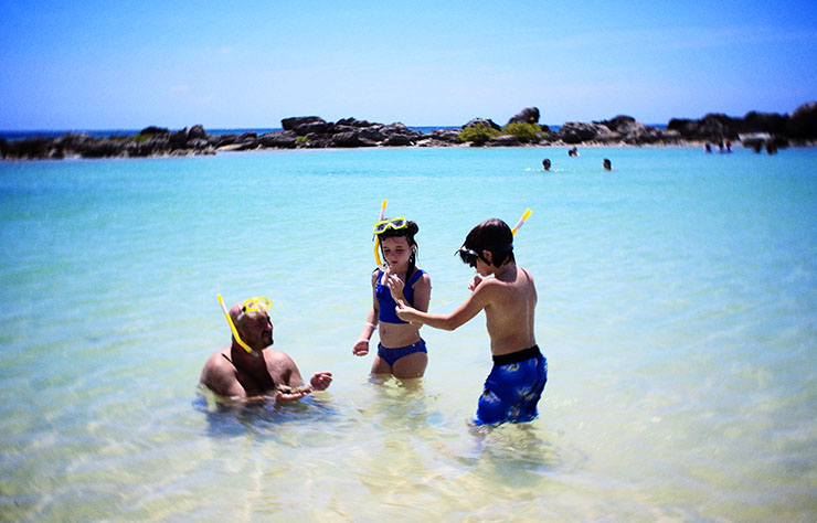 Playa Ancon Trinidad Cuba Travel Beaches Snorkeling Wanderlust Living