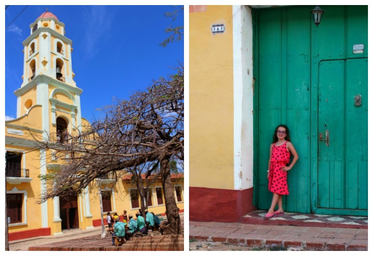 Streets of Trinidad Cuba History Museum Wanderlust Living