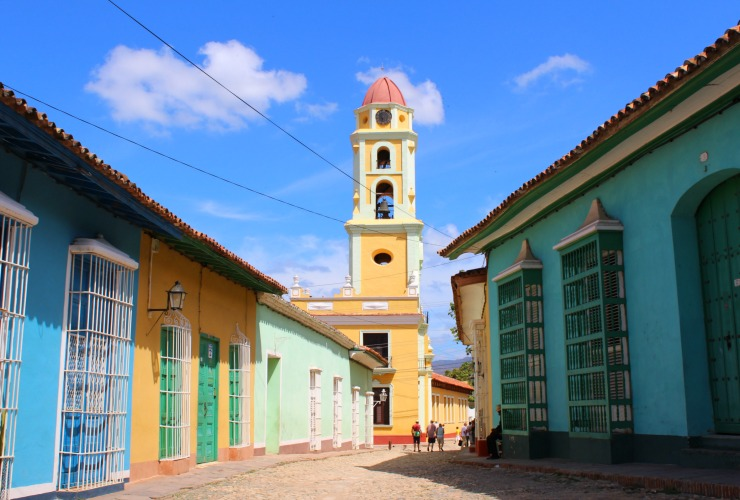 Trinidad Cuba Colorful Streets and Church Wanderlust Living