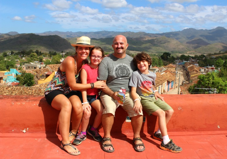 Trinidad Cuba Travel with Kids Wanderlust Living