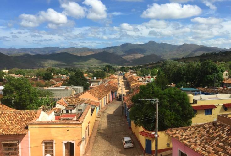 Trinidad Cuba Wanderlust Living Street 1