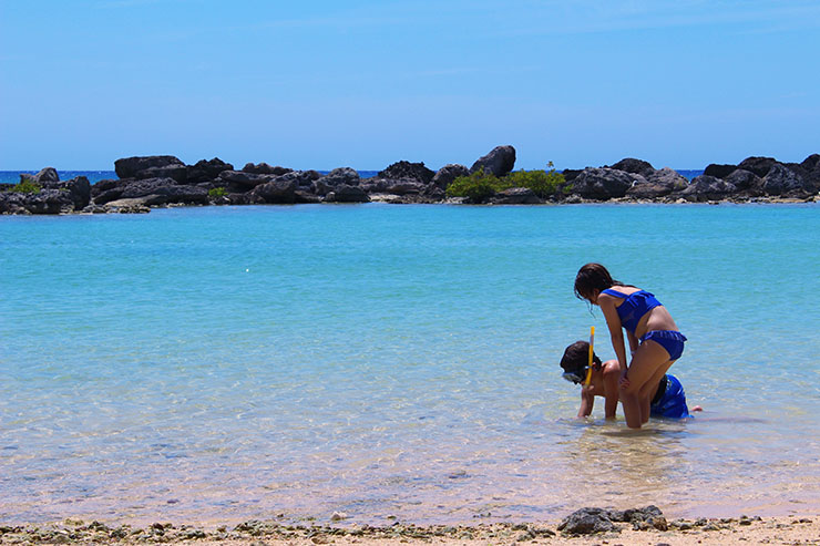 Playa Ancon Trinidad Cuba Wanderlust Living Family Travel Snorkeling