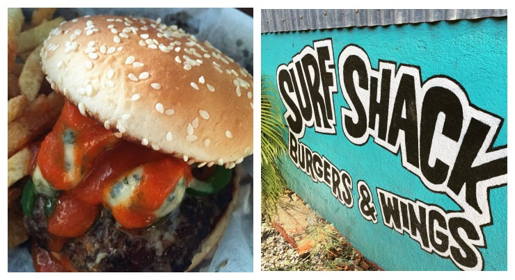 Surf Shack Burgers & Wings Tamarindo Costa Rica
